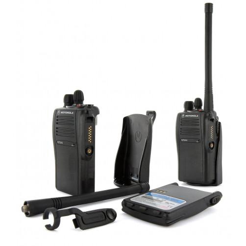 Motorola GP344 UHF Радиостанция компактная