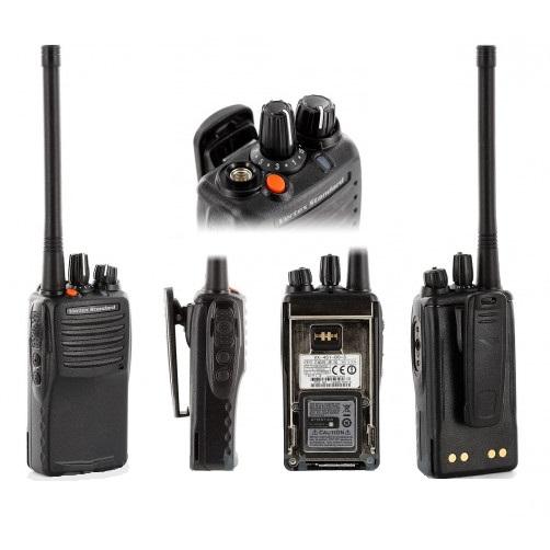 Motorola VX-451 UHF Цифровая портативная радиостанция