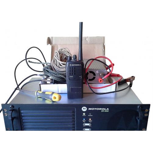 Motorola DR3000 Ретранслятор цифровой MOTOTRBO UHF-Power
