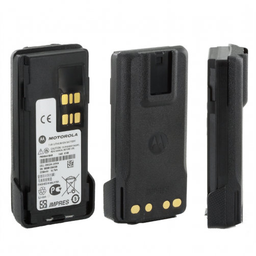 Motorola PMNN4418 / PMNN4418BR Аккумулятор Impres