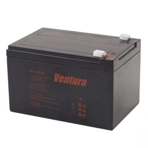 Ventura HR 1251W аккумуляторная батарея