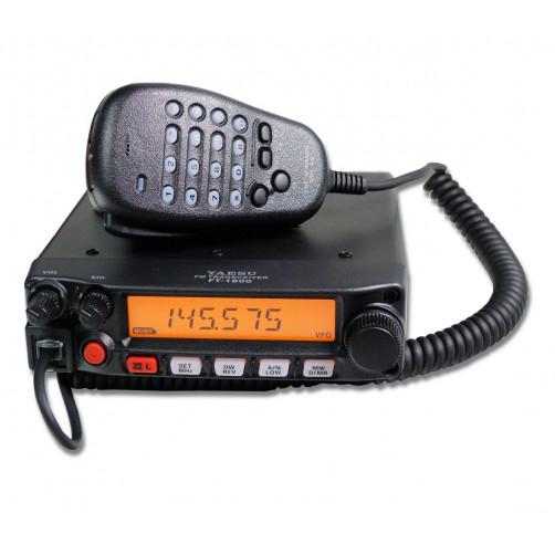 Yaesu FT-1900R Автомобильная любительская радиостанция
