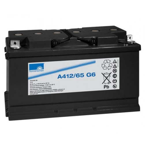 Sonnenschein A412/65 G6 аккумуляторная батарея