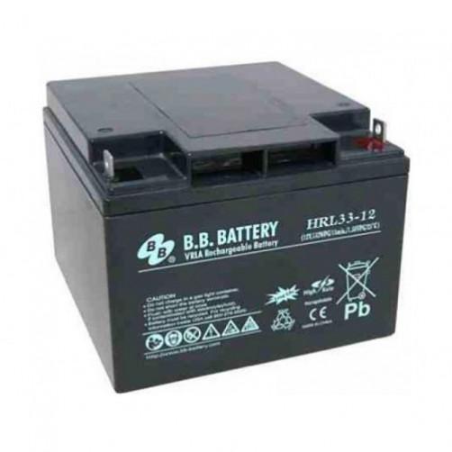 B.B.Battery HRL 33-12 Аккумуляторная батарея