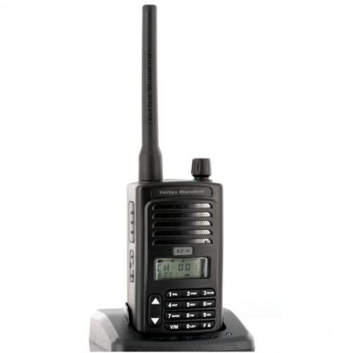 Vertex Standard VZ-9 NiMh LPD / PMR Радиостанция безлицензионная