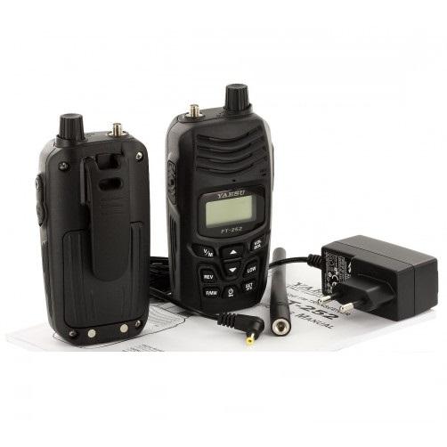 Yaesu FT-252 VHF Радиостанция портативная