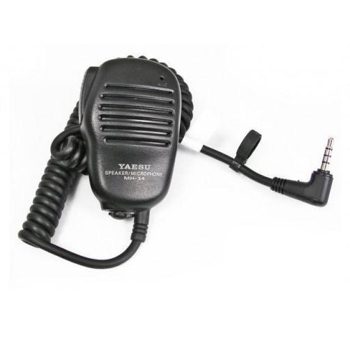 Vertex Yaesu MH-34b4b Динамик-микрофон