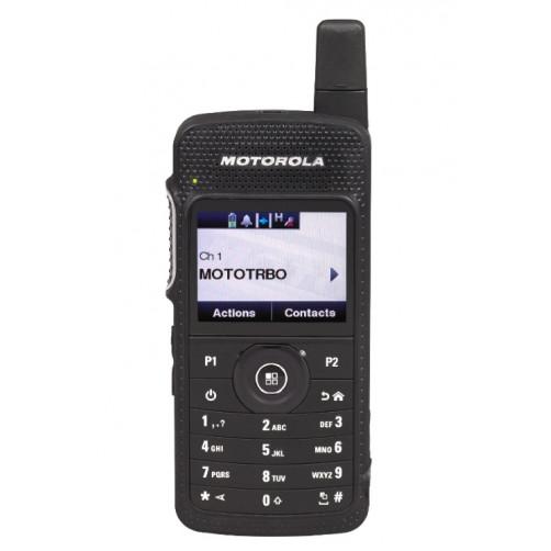 Motorola SL4000E MDH81QCN9SA2AN UHF Компактная цифровая радиостанция