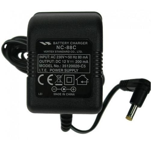 Vertex / Yaesu NC-88C Сетевой адаптер, зарядное устройство