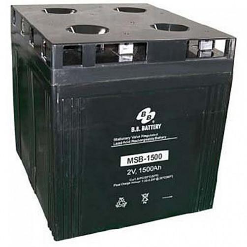 B.B.Battery MSB 1500-2FR Аккумуляторная батарея