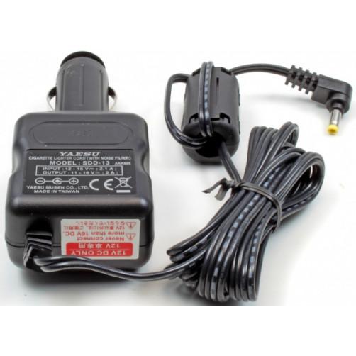 Yaesu SDD-13 Зарядное устройство автомобильное