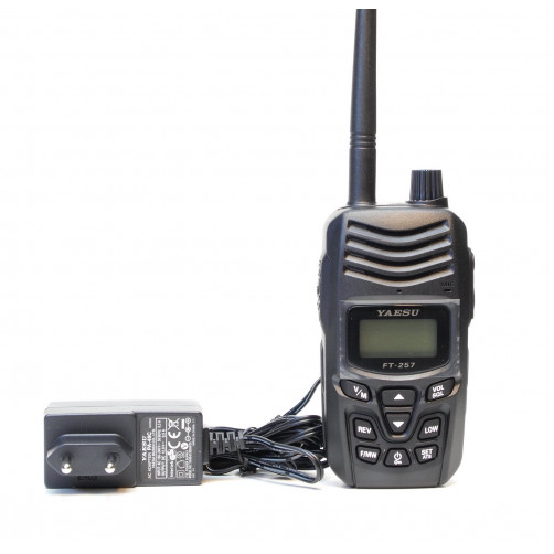 Yaesu FT-257 UHF Радиостанция портативная